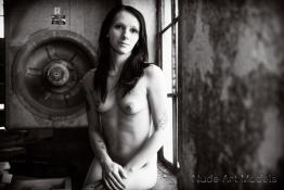 Kitty - Industrial Nudes