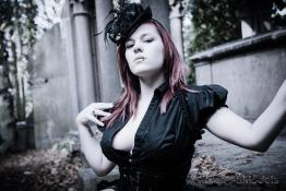 Madlin's Gothic Erotic - Black Widow