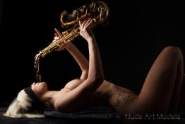 Moonlight and Sax