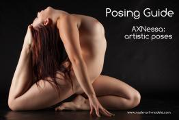 Nude Poses - AXNessa, artistic Poses